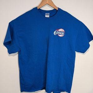 LA Clippers NBA Basketball T-Shirt